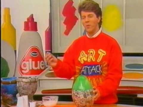 Art Attack - ORIGINAL from ABC in the 90s (part 2)