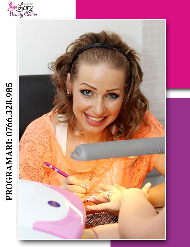 www.larybeautycenter.ro  muncim cu drag