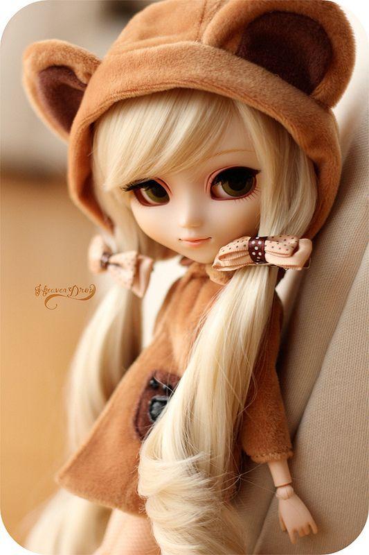 las muñecas pullip parecen reales!!