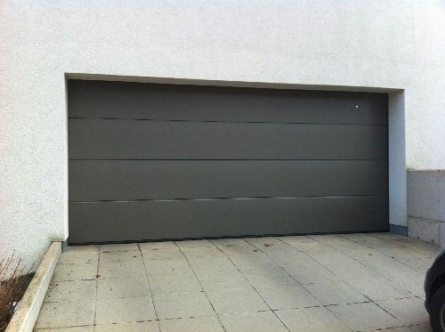hörmann garagentor ral 9007 L Sicke