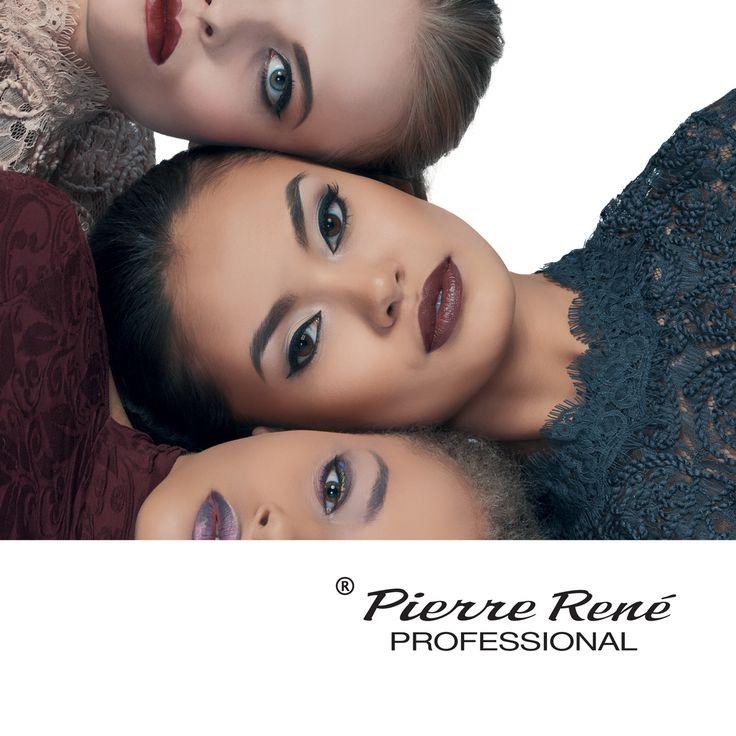 Pierre Rene Catalogue 2017. MakeUp, Make-up, Cosmetic,
