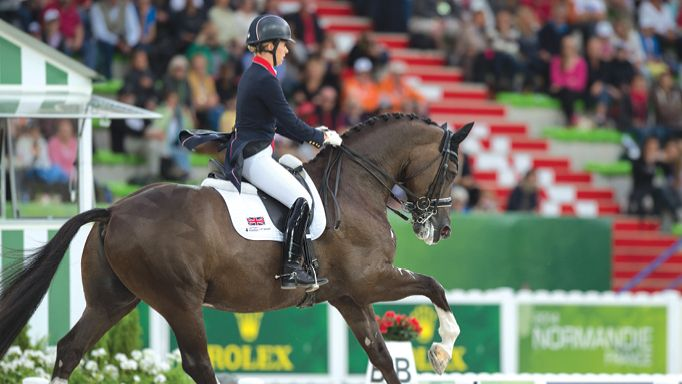 Charlotte Dujardin points out some common rider mistakes, and how to fix them, to ensure more productive training sessions and improved test scores....