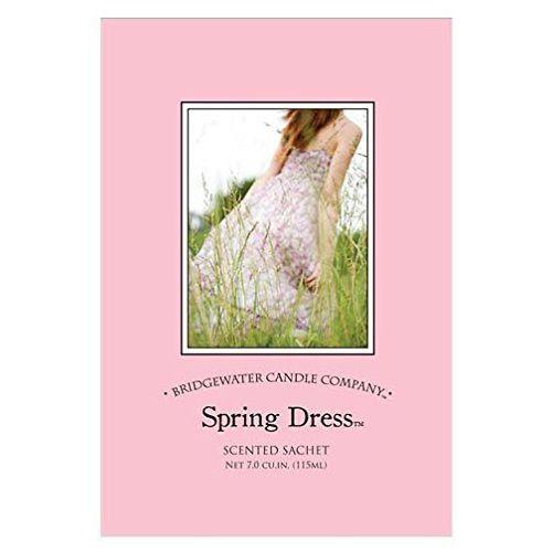 Bridgewater Candle Scented Sachet Set of 6 - Spring Dress