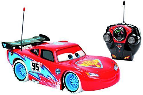 Sale Preis: Dickie Spielzeug 203089590 - Disney Cars Ice Racing RC Lightning McQueen, 1:24. Gutscheine & Coole Geschenke für Frauen, Männer & Freunde. Kaufen auf http://coolegeschenkideen.de/dickie-spielzeug-203089590-disney-cars-ice-racing-rc-lightning-mcqueen-124  #Geschenke #Weihnachtsgeschenke #Geschenkideen #Geburtstagsgeschenk #Amazon