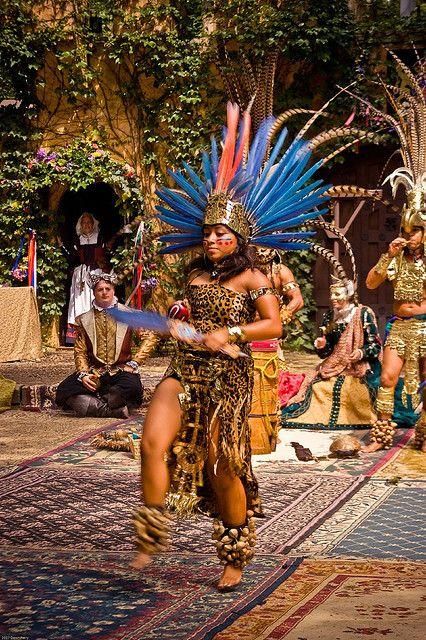 Indian aztec