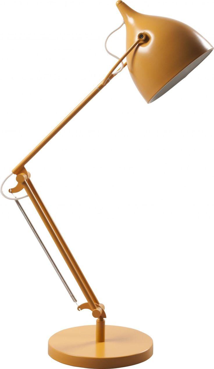 Bureaulamp Reader - Geel - Zuiver