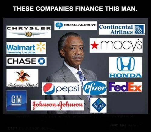 Obama's Advisor Al Sharpton Corrupts MSNBC's Bizarre News Network ...