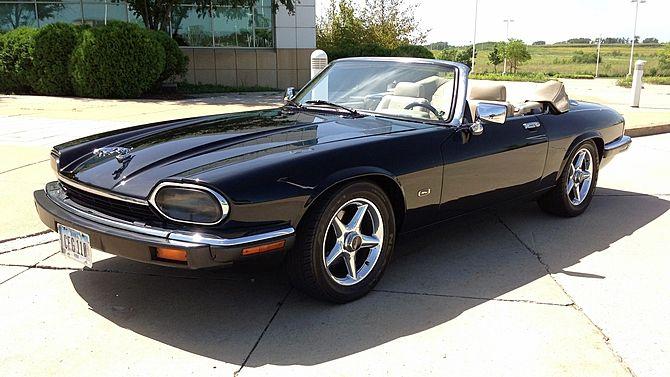 1992 Jaguar XJS | Mecum Auctions