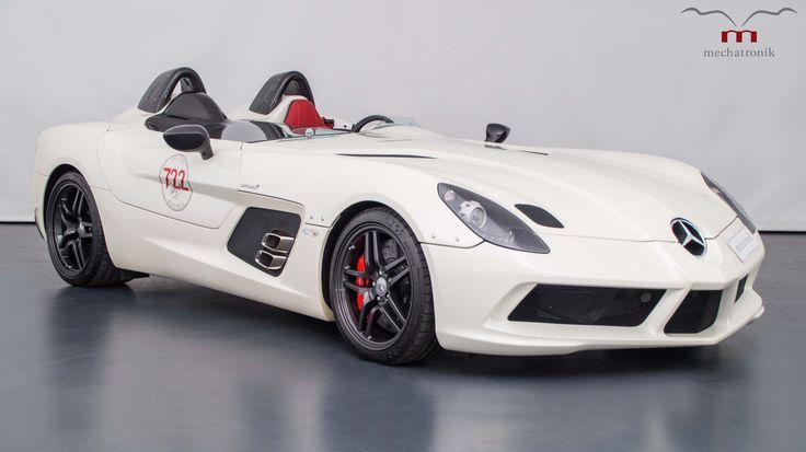 2009 Mercedes-Benz SLR McLaren - Stirling Moss