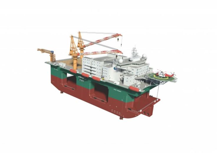 POSH to provide accommodation rig for Prelude FLNG hook-up
