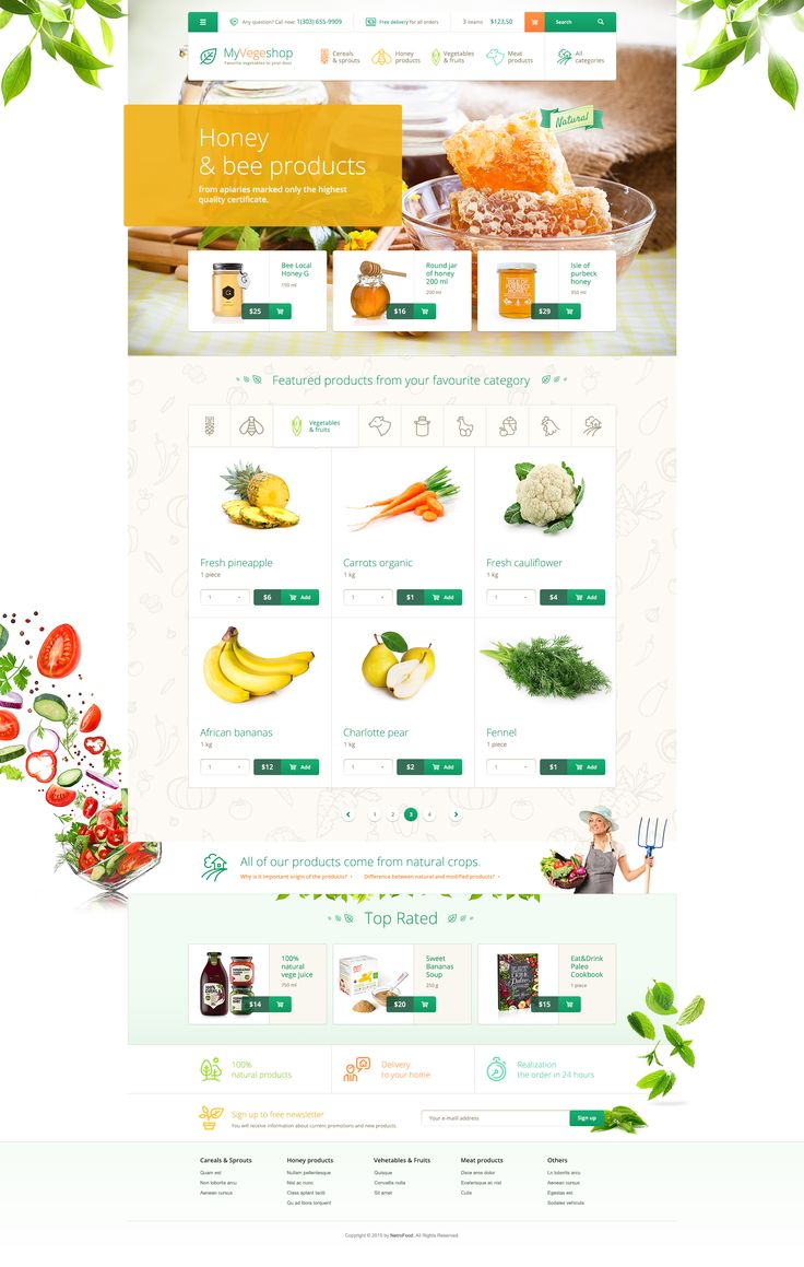 VegeShop by Vision Trust