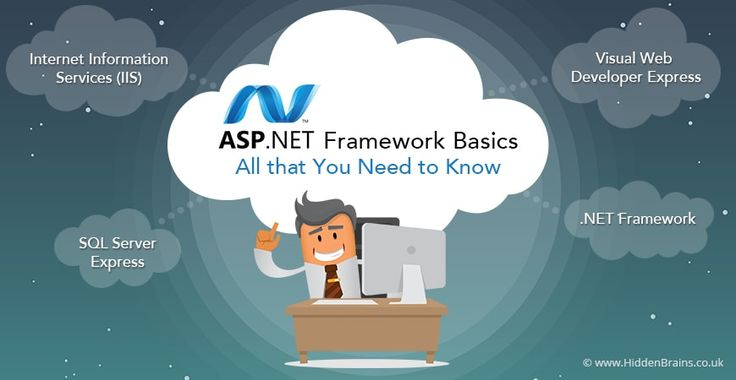 ASP.NET framework is an open source technology used for creating web apps and dynamic websites. ASP.NET comes with benefits for developers.