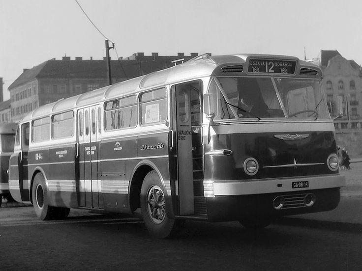 '1959-73 Ikarus 66