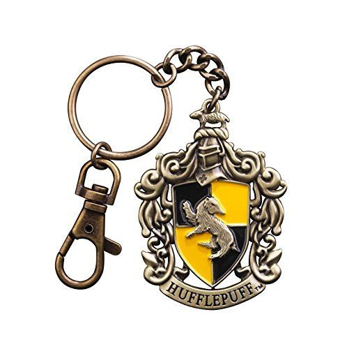 Harry Potter – Hufflepuff Crest Key Chain