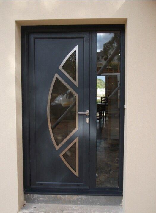 17 meilleures images propos de portes sur pinterest - Entrebailleur de porte d entree ...