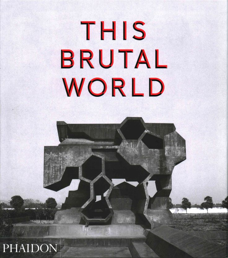 A curated collection of some of the most powerful and awe-inspiring Brutalist architecture ever built This Brutal World is a global survey of this compelling and much-admired style of architecture.