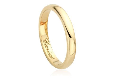 Cariad - Welsh for Beloved. Clogau - Welsh Gold Wedding Ring for Her.