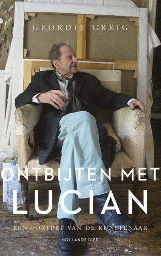 Geordie Greig - Ontbijten met Lucian |  Lucian Freud behoort tot de belangrijkste en beroemdste schilders van zijn tijd. Maar zijn hartstochtelijke leven als kunstenaar en zijn kleurrijke privéleven hield hij graag achter een muur van geheimzinnigheid verborgen. In dit opmerkelijke boek wordt die muur voor het eerst geslecht.
