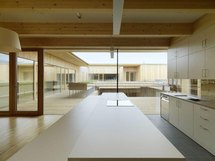 Image 7 of 24 from gallery of Peter Rosegger Nursing Home / Dietger Wissounig Architekten. Photograph by Paul Ott