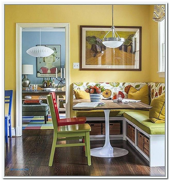 Kitchen Corner Seating Ideas: Best 25+ Bench Seat With Storage Ideas On Pinterest