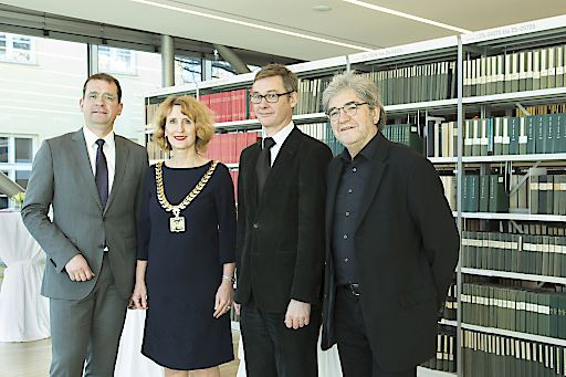 Universitätsbibliothek der mdw zieht an den Uni-Campus
