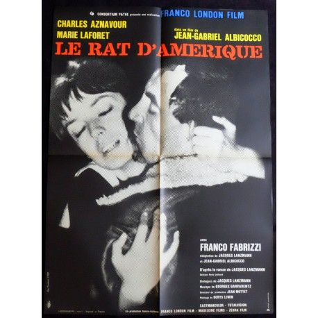RAT TRAP Original Movie Poster . Size: 23x32 inches.
