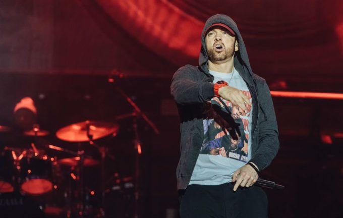 Eminem Reportedly Releasing New Album on November 17