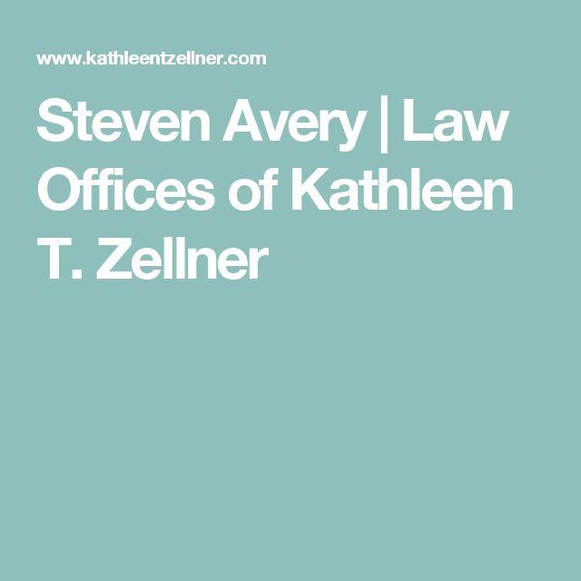 Steven Avery | Law Offices of Kathleen T. Zellner