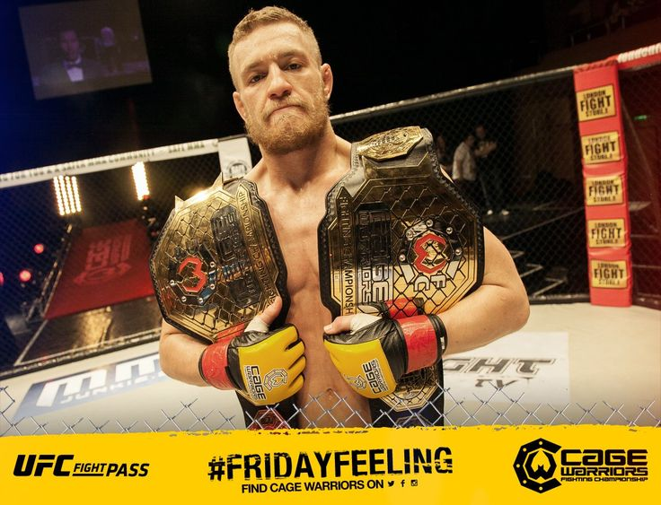 Cage Warriors (@CageWarriors) | Twitter