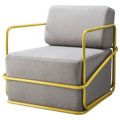 Two Of These Would Make Great Office Chairs! TOO By Blu Dot Sig Lounge Chair