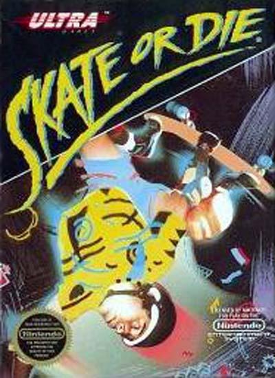 Skate Or Die - NES