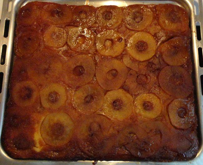 Συνταγή για σπιτική μηλόπιτα