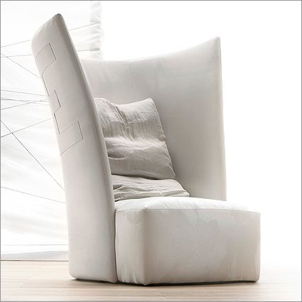 I'd love this in lime green with a matching foot rest.  Perfection!