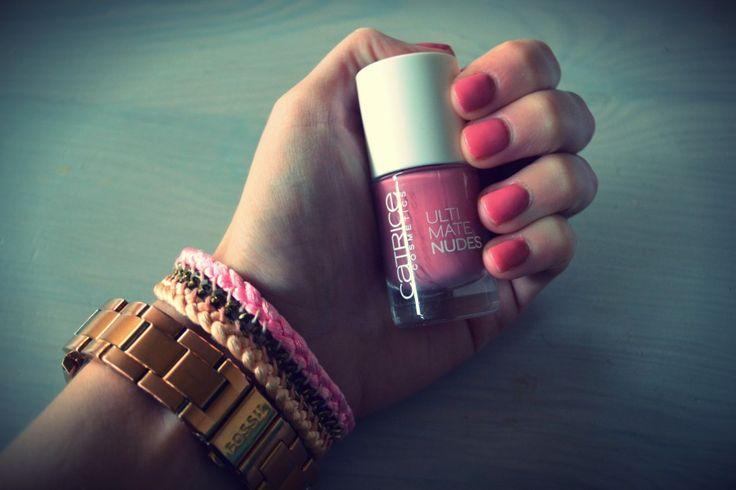 Petite amie, gel nagels met Catrice & Sensationail! #gelnagels #gelnagellak