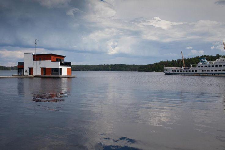Saimaa Resort Marina Villas (Финляндия Рауха) - Booking.com