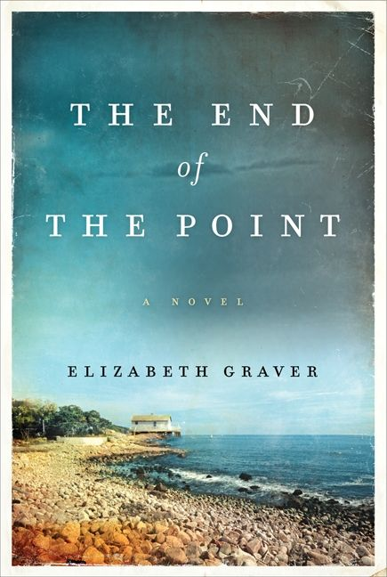 Congratulations to Elizabeth Graver for being named to the National Book Awards' longlist for fiction for The End of the Point.