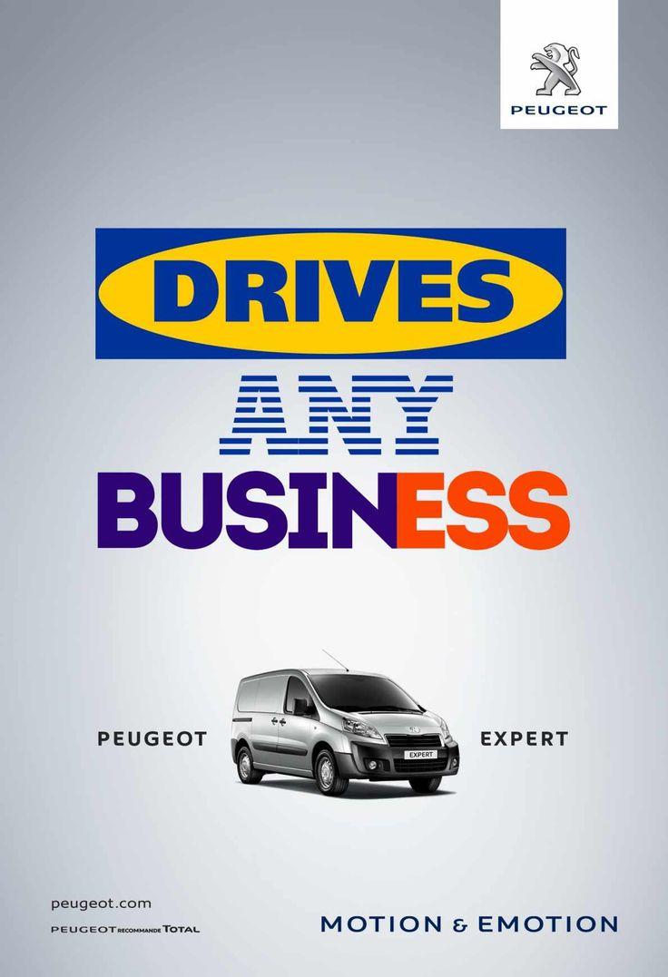 Peugeot Expert napędza KAŻDY biznes!