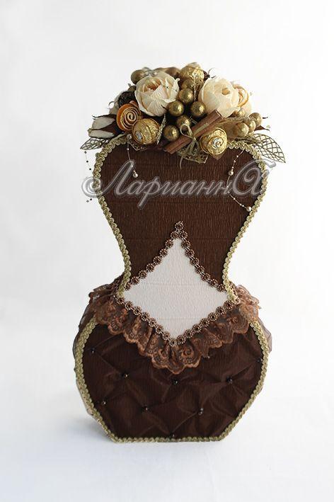 Gallery.ru / Фото #1 - Букеты и композиции из конфет. Часть 4 - Larisolka