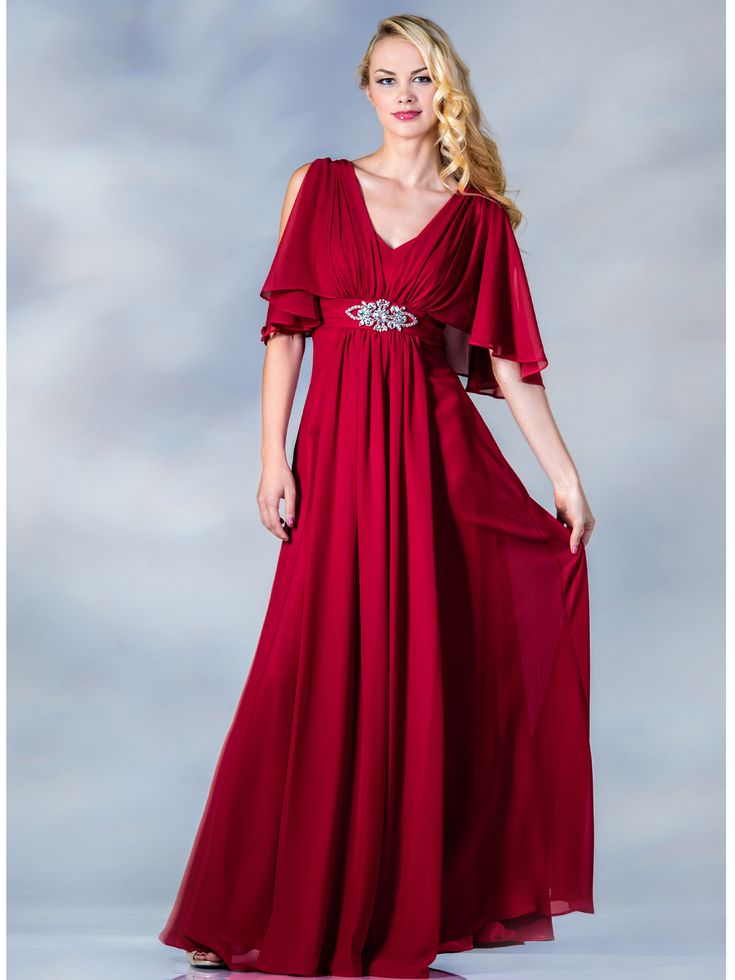 I like it evening dresses plus size chiffon mob mother for Wedding dress boutiques los angeles