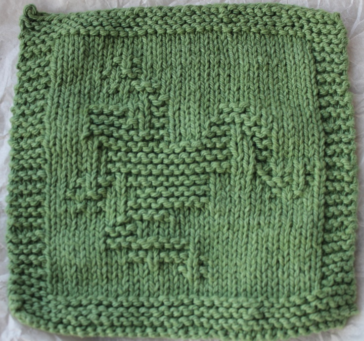 Knitting Dishcloth Patterns Free : Best images about knit dishcloths and towel toppers on