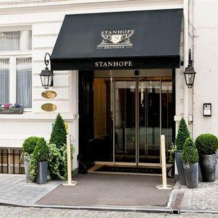Brussels, city centre - Stanhope Hotel, luxury hotel - Thon Hotels - Brussels hotel