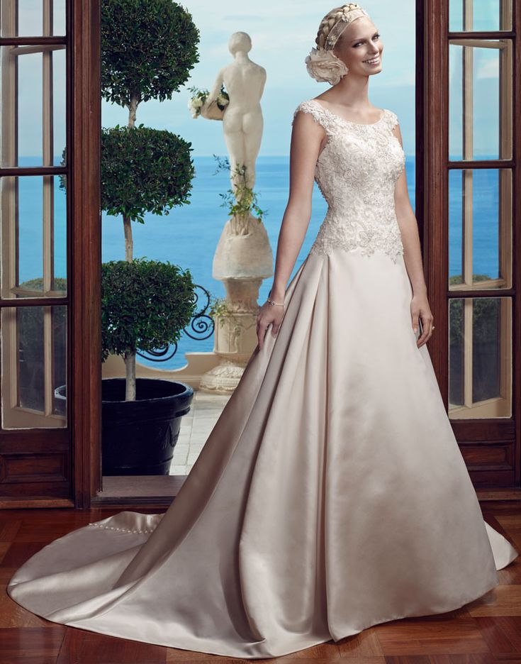 Casablanca Bridal Spring 2015 Collection