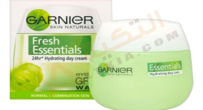 دواء غارنييه Garnier كريم للعناية بالبشرة يعتبر الكريم من أفضل المستحضرات الطبية التي يقوم الأطباء بوصفها للعناية بالجلد Natural Skin Combination Skin Cream