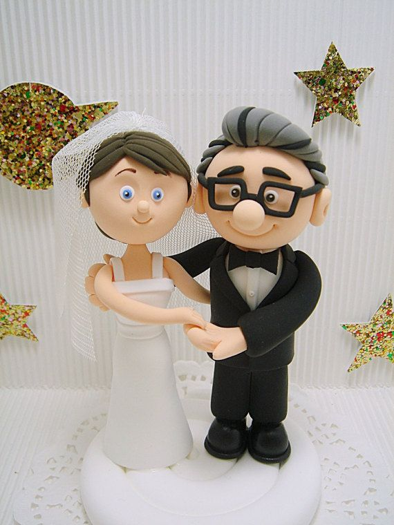 jon snow wedding cake topper best 20 up carl and ellie ideas on up pixar 16610