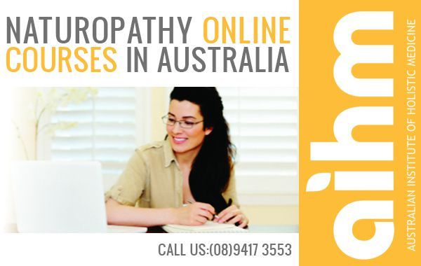Naturopathy online courses in Australia are centered on the basics of dietary and nutritional therapy, western herbal medicine, naturopathic diagnostic techniques, homeopathy and flower essences