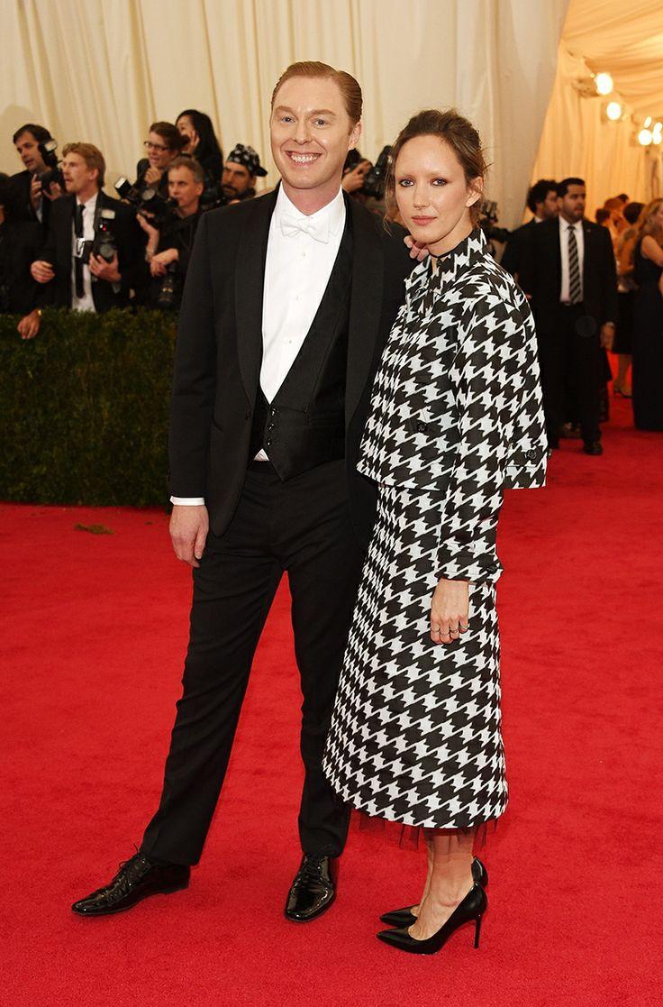 Vogue Daily — Stuart Vevers and Rachel Chandler Guinness