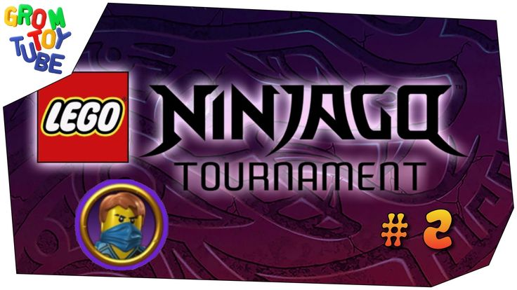 LEGO Ninjago Tournament #2 Chen's Island Arena