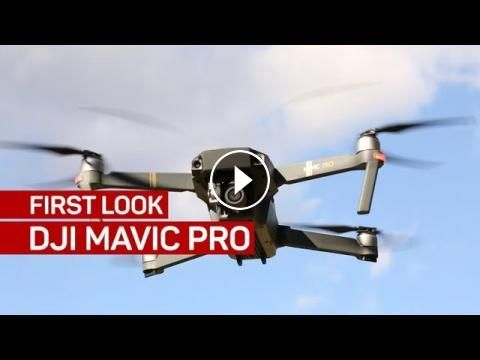 "DJI Mavic Pro a compact quad that doesn't sacrifice performance for size: Earning its ""Pro"" name, DJI gave this quad a whole lot of…"