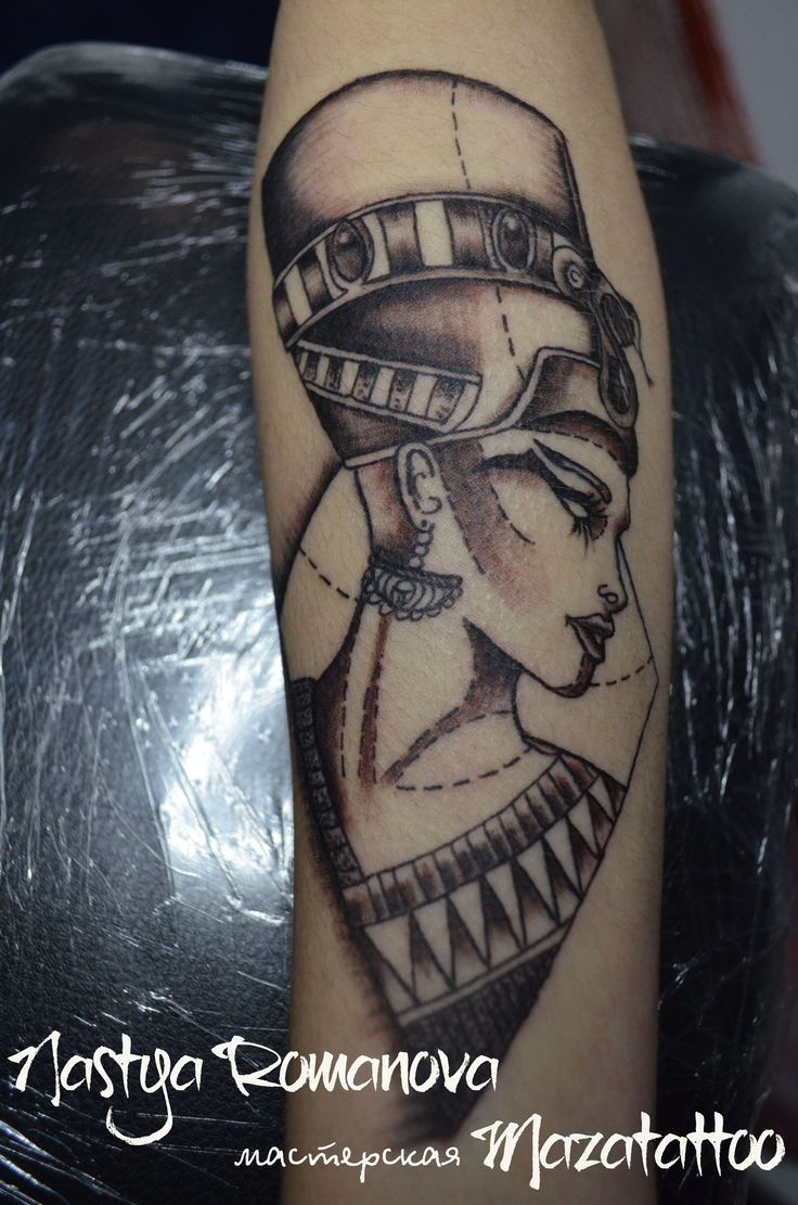 Queen Nefertiti Tattoo: 25+ Beautiful Nefertiti Tattoo Ideas On Pinterest