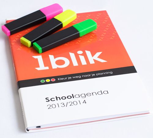 Schoolagenda | 1blik